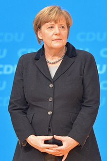 canciller de Alemania (2005-)