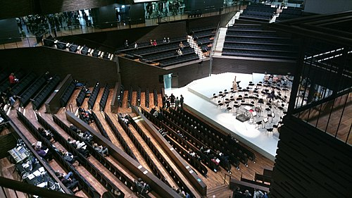 music hall København dame bunde