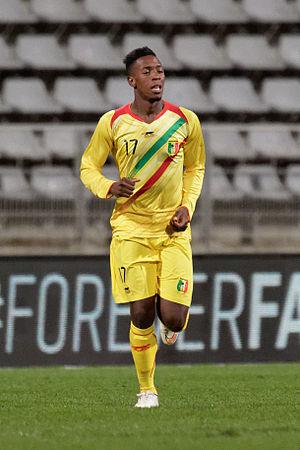Birama Touré - Image: 20150331 Mali vs Ghana 218