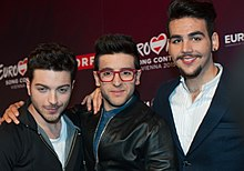 Description de l'image 20150517 ESC 2015 Il Volo 0752.jpg.