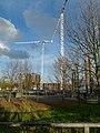 2015 London-Woolwich, Waterfront development 21.JPG