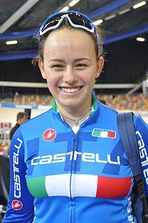 Gloria Manzoni Italian racing cyclist