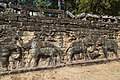 2016 Angkor, Angkor Thom, Taras Słoni (19).jpg