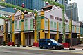 2016 Singapur, Chinatown, Ulica South Bridge, Domy-sklepy (17).jpg