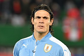 Image illustrative de l'article Edinson Cavani