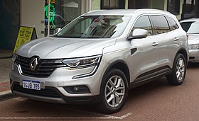 27 års present Renault Koleos   Wikipedia 27 års present