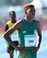 2018-10-16 Stage 2 (Boys' 400 metre hurdles) at 2018 Summer Youth Olympics by Sandro Halank–087.jpg