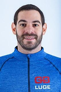 Adam Rosen British-American luger