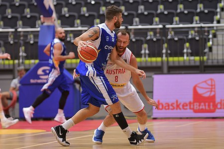 20180913 FIBA EM 2021 Pre-Qualifiers Austria vs. Cyprus Kounas Murati 850 5773.jpg