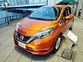 2018 Nissan Note front.jpg