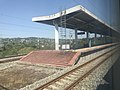 201908 Platform of Fulingbei Station.jpg