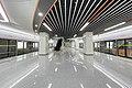 20201227 Platform for Line 3 at Henan Orthopaedics Hospital Station.jpg