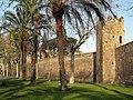 24 Muralla del portal de Santa Madrona.jpg