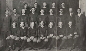 1924 Tulane Green Wave football team - Image: 24greenies