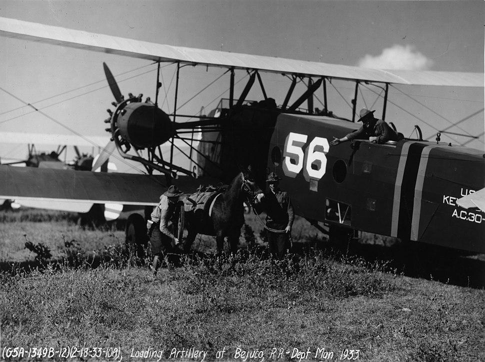 25th Bombardment Squadron Keystone Bomber