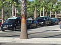 27-08-2017 Taxi rank outside Zoomarine, Algarve Portugal.JPG