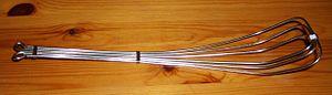 Whisk - A flat whisk
