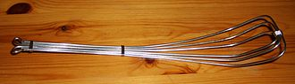 Whisk - A flat whisk