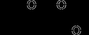 3-Hydroxypentanoic acid - Image: 3 hydroxypentanoic acid