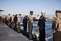 31st MEU Marines man the rails aboard the USS Bonhomme Richard (LHD-6) 150625-M-CX588-060.jpg
