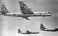 31st Strategic Reconnaissance Squadron RB-36D Peacemakers.jpg