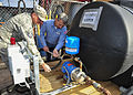 355th CES creates portable water system 150109-F-ZT877-052.jpg