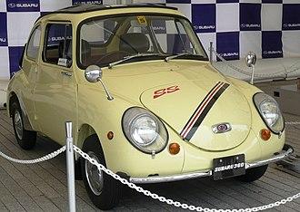 Subaru 360 - Subaru Young SS