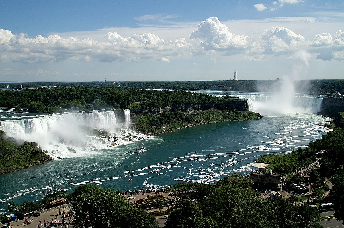 Niagara Falls: description, photo, where it is located 24