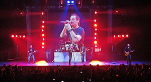 3 Doors Down - 3 Doors Down live in Laredo, Texas