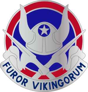 47th Infantry Division (United States) - Image: 47 Inf Div DUI