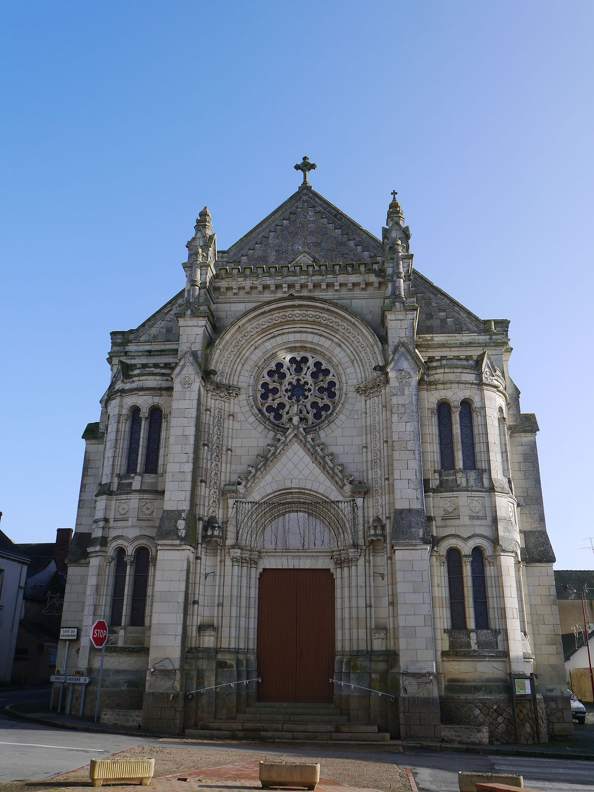 Saint Martin du Bois (Maine i Loara) u2013 Wikipedia, wolna encyklopedia # Saint Martin Du Bois