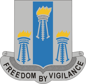 201st Expeditionary Military Intelligence Brigade - Image: 502 MI Bn DUI
