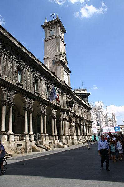 File:5034 - Milano - Palazzo dei Giureconsulti - Foto Giovanni Dall'Orto, 24-July-2007.jpg