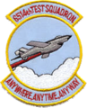 6514th Test Squadron Drone Section - Emblem.png