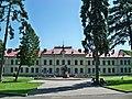 7.Дубляни .Будинок сільськогосподарської академії (корпус).Фото.JPG