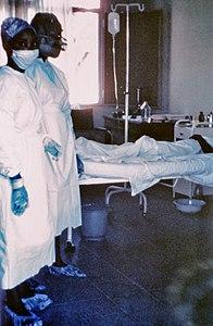 Febbre emorragica da Ebola