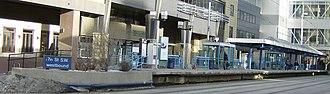 6 Street Southwest and 7 Street Southwest stations - Image: 7 Street Southwest (C Train) 1