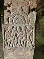 7th century Sangameshwara Temple, Alampur, Telangana India - 9.jpg