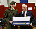 89th Cadet class Commissioning Ceremony Curragh Camp (12116448423) (2).jpg