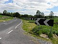 A34 Clones Road, Mullyduff - geograph.org.uk - 1877333.jpg