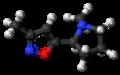 ABT-418 molecule ball.png