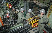AC-130U Aerial Gunners