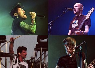 AFI (band) American punk rock band