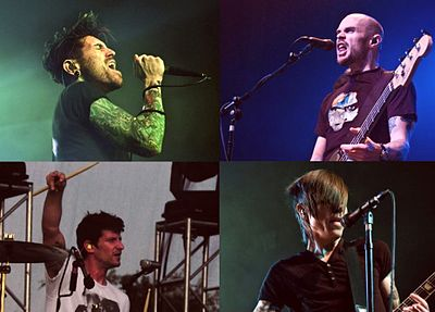 Picture of a band or musician: Afi