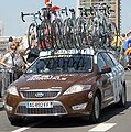 AG2R La Mondiale Tour 2010 stage 1 start.jpg