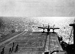 AJ-2 Savage of VAH-6 is launched from USS Lexington (CVA-16) in 1957.jpg