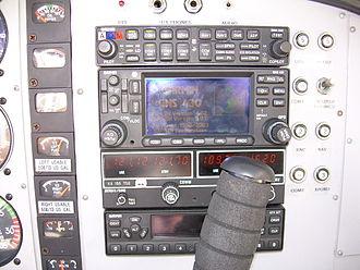 AMD Alarus - Center panel and radio stack