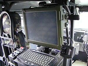 Infantry mobility vehicle - Image: AMZ Tur 02