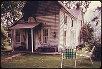 AN OLDER HOME, BUILT IN THE 1850'S, OFF ROUTE ^800 - NARA - 555581.jpg