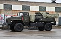 ARS-14 decontamination vehicle - Rehersal-Alabino-2012-04.jpg